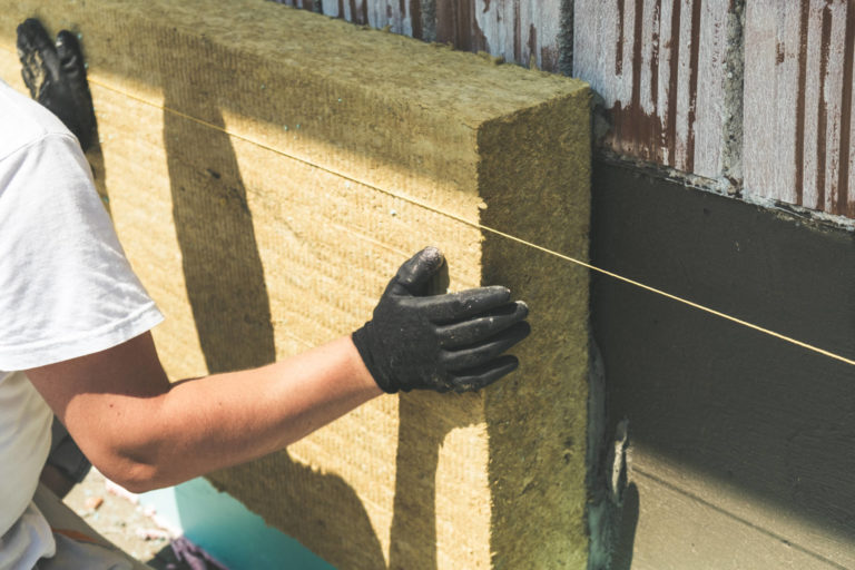Insulation and Waterproofing