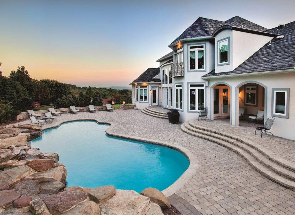Scenic Pool Overlook