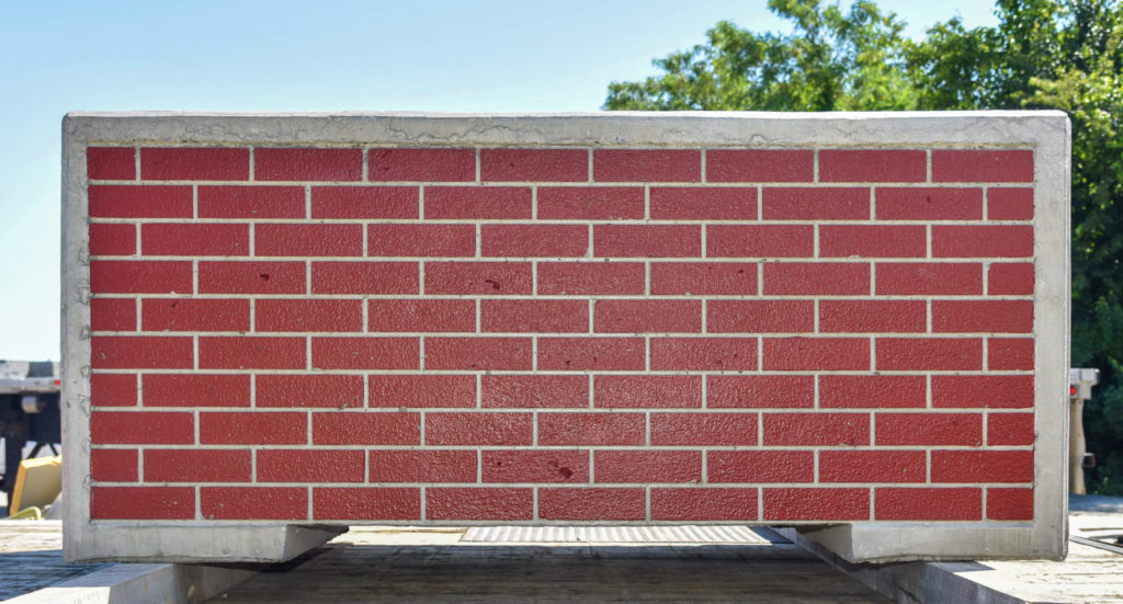 Rectangular Brick Planter