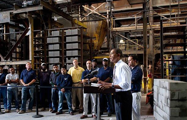 President Obama's Remarks at Ernest Maier