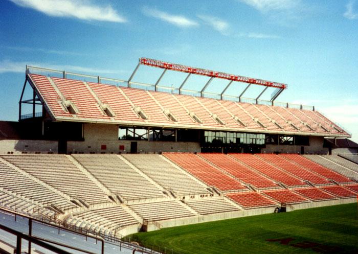 Rutgers Stadium – Brunswick, NJ