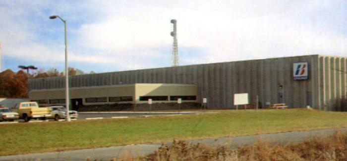 Wicomico County Inventory Building – Salisbury, MD