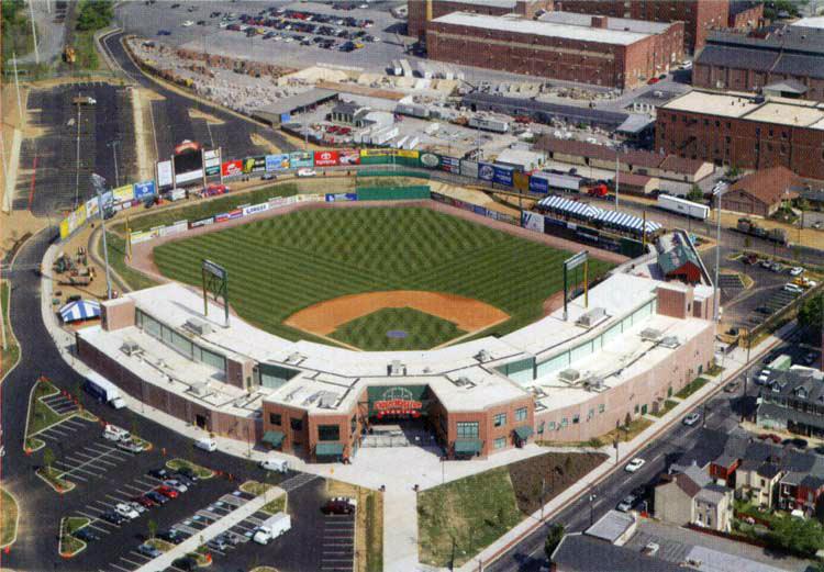 Clipper Magazine Stadium – Lancaster, PA