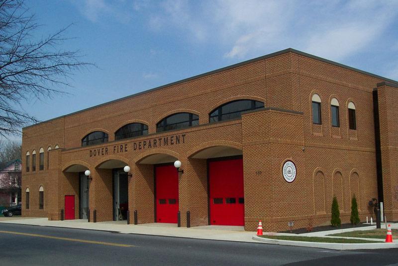 Dover Fire House – Dover, DE