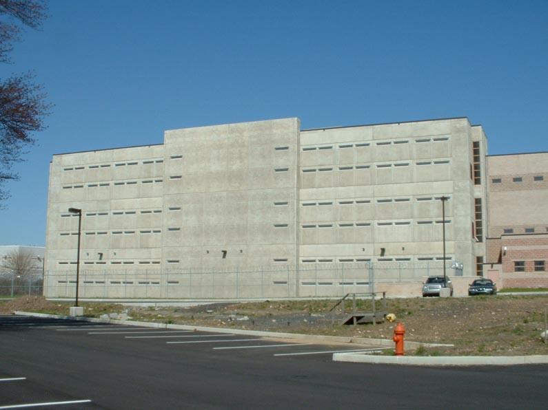 Women's Detention Center – Philadelphia, PA
